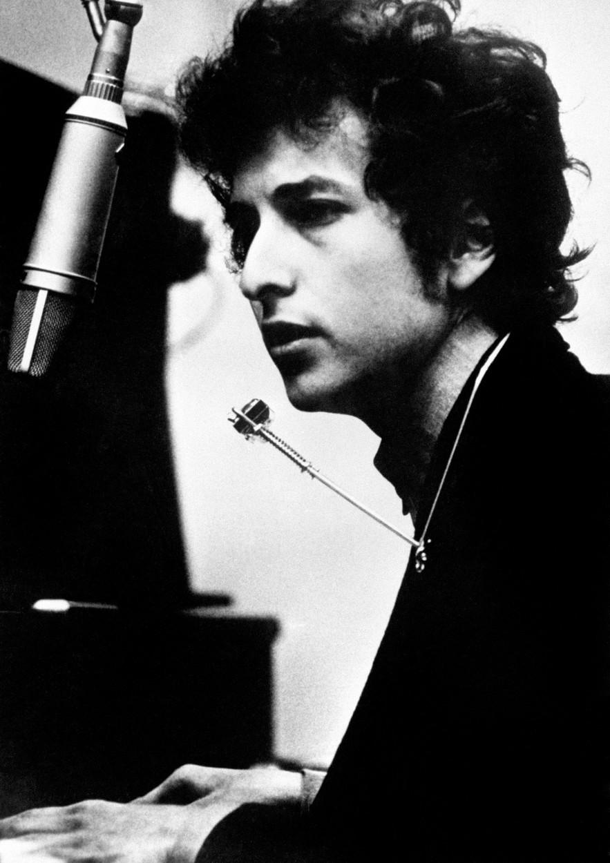 Boba Dylana zaradi obveznosti ne bo v Stockholm, a je nad nagrado počaščen! (foto: profimedia)