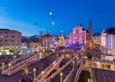 V Ljubljani in Mariboru se bodo prižigale praznične luči