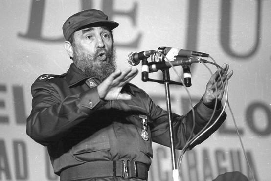 Intervju s Fidelom Castrom leta 1985 (v angleščini)