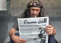 Mešani občutki ob smrti Fidela Castra