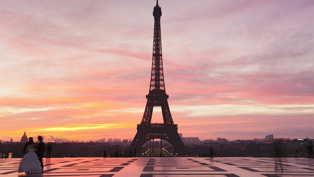 Eifflov stolp je zaradi stavke zaposlenih zaprt za turiste! (foto: profimedia)