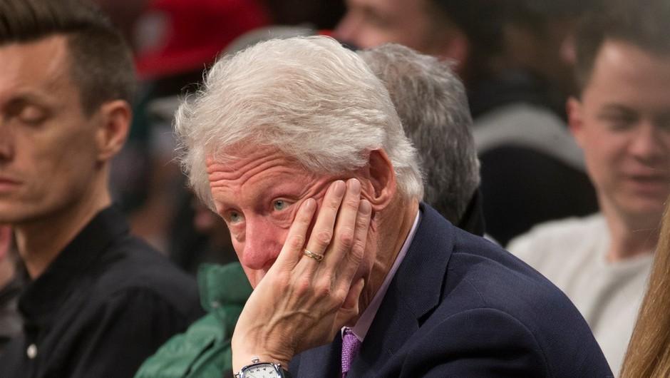 Bill Clinton in Donald Trump se pričkata, kdo je koga prej poklical! (foto: profimedia)