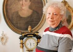 Intervju z Angeliko Hribar, vnukinjo lastnikov tovarn Šumi in Pletenina