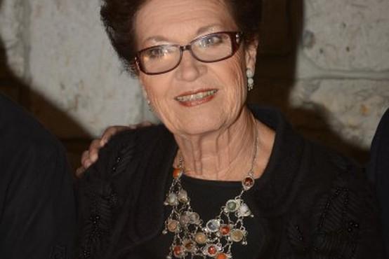 Elza Budau praznuje svoj 75. rojstni dan!
