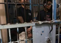 Filipini: Po napadu iz zapora pobegnilo 158 zapornikov!