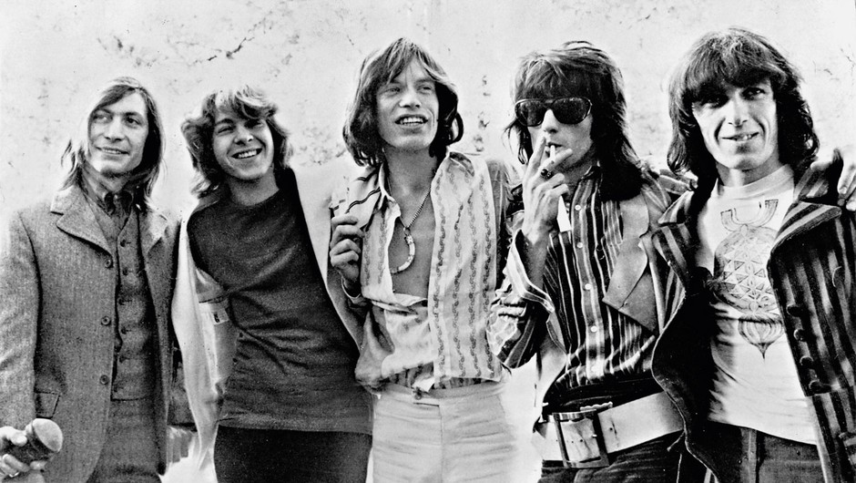 The Rolling Stones - največji rokenrol band v zgodovini človeštva (foto: Profimedia)