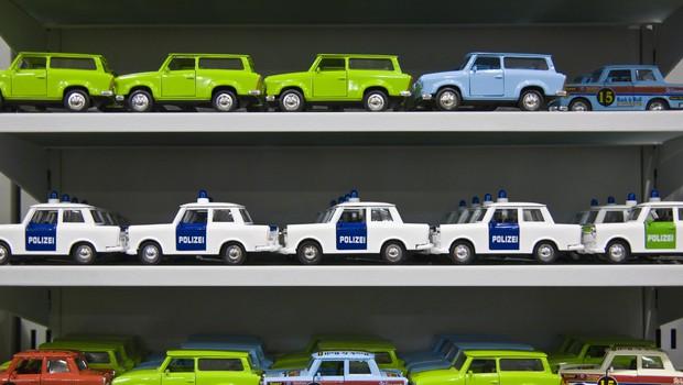 Berlin: Malček je za napačno parkiranje dobil čokolado in pobarvanko! (foto: profimedia)