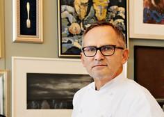 Chef Janez Bratovž: »Plave ribe so bolj zanimive«