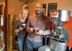 Omar Escobar: Kava je kot vino – kar pri obeh velja, sta okus in aroma