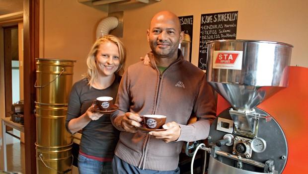 Omar Escobar: Kava je kot vino – kar pri obeh velja, sta okus in aroma (foto: Goran Antley)