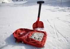 Sneg nižine le pobelil, v gorah pa ga je zapadlo tudi do 50 centimetrov!