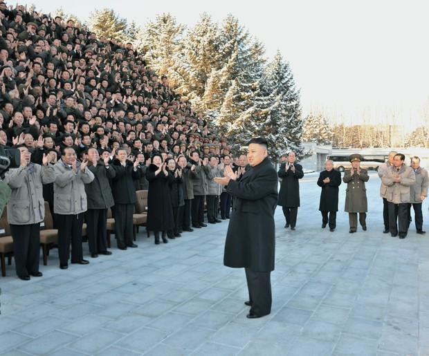 Severna Koreja z izstrelitvijo rakete izziva Trumpa (foto: profimedia)