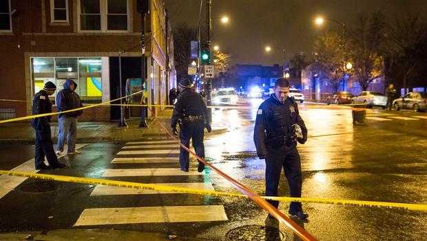 V nasilju tolp v Chicagu ubit dveletni deček, Trump grozi z zvezno policijo! (foto: profimedia)