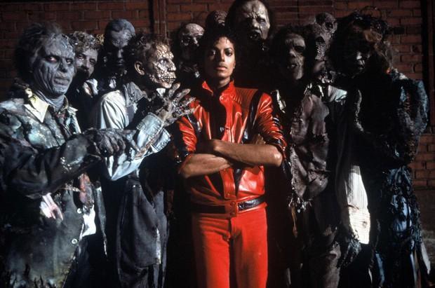 Jacksonov Thriller ostaja najbolje prodajan album v ZDA (foto: profimedia)
