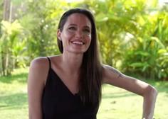 Angelina Jolie v Kambodži predstavila svoj novi film o obdobju Rdečih kmerov