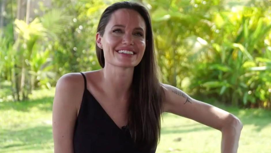 Angelina Jolie v Kambodži predstavila svoj novi film o obdobju Rdečih kmerov (foto: profimedia)