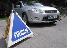 Smetar v Sežani povozil 83-letnika, opiti Italijan pa trčil v kar tri parkirana vozila!