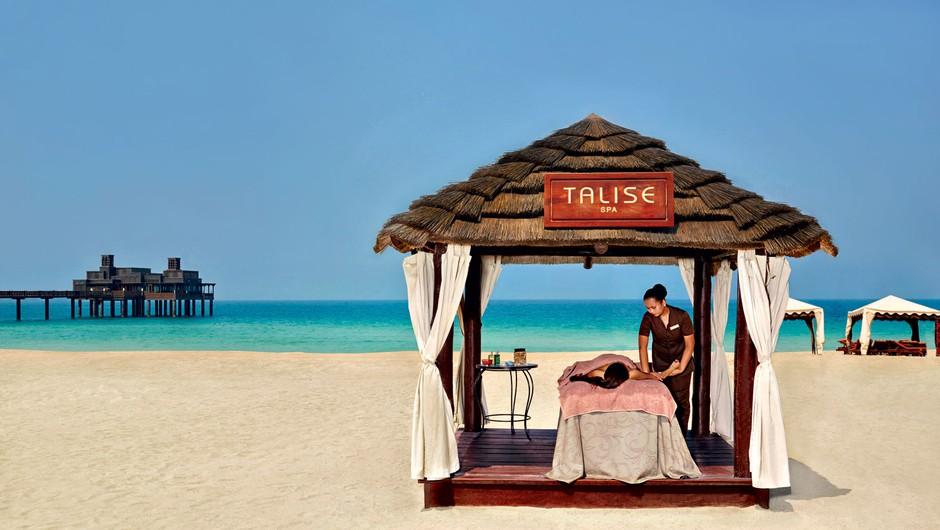 Jumeirah Al Naseem, nova oaza razkošja v Dubaju (foto: arhiv hotela MADINAT JUMEIRAH AL NASEEM)