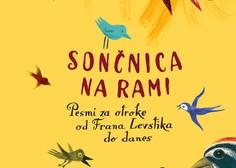 Sončnica na rami - antologija pesmi za otroke!