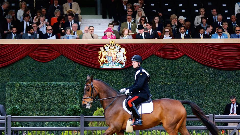 Na krilih konjskih moci: konjeništvo kot šport! (foto: profimedia)