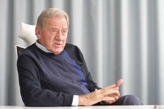 Milan Mandarić: Nihče ne bi rad umrl od trdega dela, vsi pa bi želeli žeti uspehe
