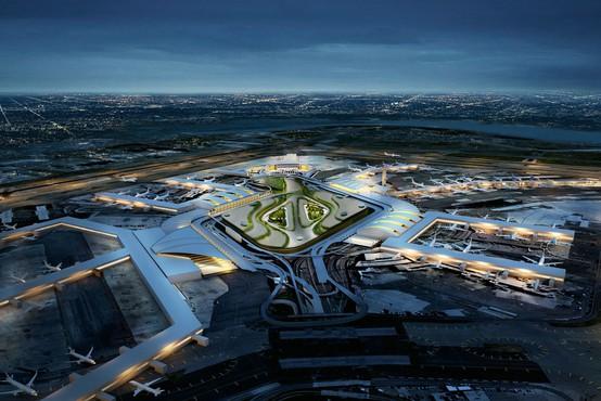 Prenovljeno letališče JFK