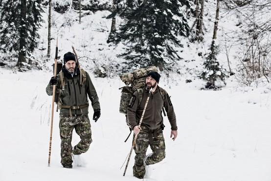 Neustrašni Peter Poles v divjini z Branetom T. Červekom