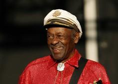 Umrl je legendarni kitarist Chuck Berry
