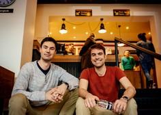 Klemen Ptičak in Til Pleterski: Hood Burger je kultura street fooda na visoki ravni