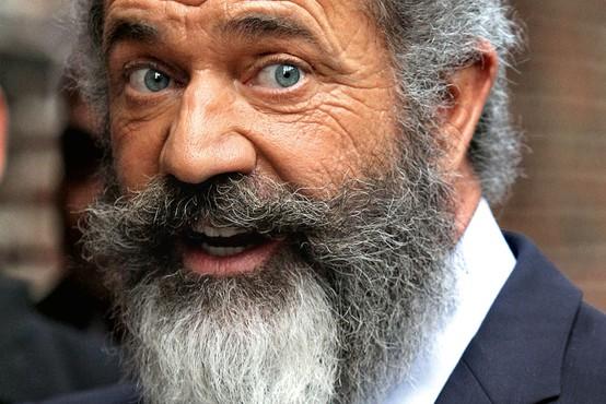 Mel Gibson se je vrnil kot režiser v velikem slogu