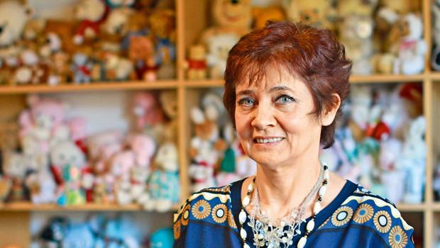 Specialna pedagoginja Romana Murn o otrocih z motnjo pozornosti (foto: Goran Antley)