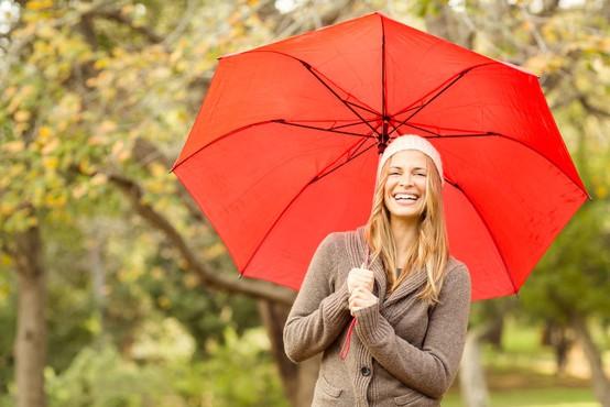 Suhemu in sončnemu oktobru bo očitno sledil precej zimski november! Prihaja tudi sneg!