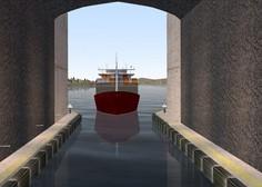 Na Norveškem bodo zgradili prvi predor za ladje na svetu!