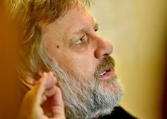 Filozof Slavoj Žižek med prejemniki nagrade Hemingway