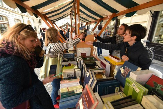Slovenski dnevi knjige tokrat pod geslom: Jaz te pišem, knjiga, kdo te bere?