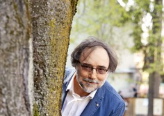 Boris A. Novak: Sem pesnik, zato je zame poezija najvišji način izražanja sveta