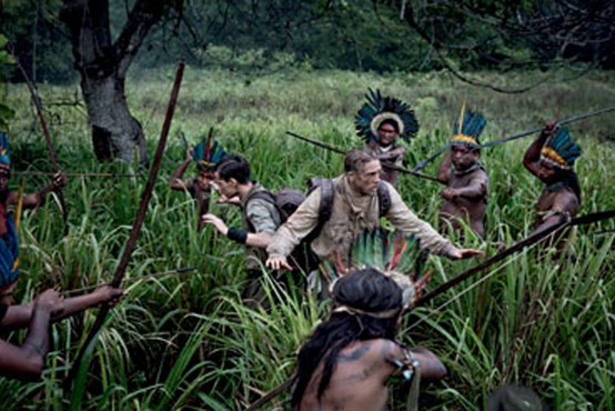 O biografski akcijski avanturi Izgubljeno mesto Z (The Lost City of Z)