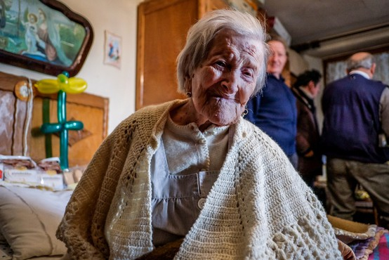 Umrla je Emma Morano - zadnji človek, ki je živel v treh stoletjih