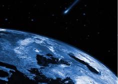 Zemlji se bliža velik asteroid, poroča NASA! Možnost za trčenje je skoraj nična!