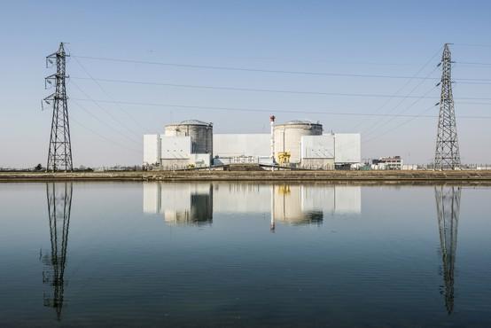 Francija: Po odkritju napake ustavili reaktor jedrske elektrarne!