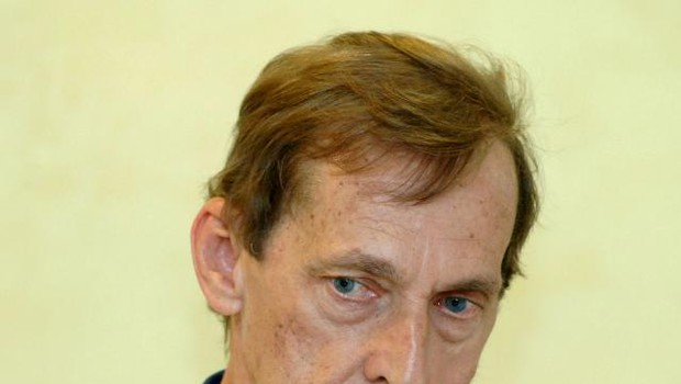 Viktor za življenjsko delo Ladu Ambrožiču (foto: STA)