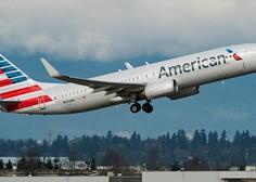 Na ameriškem letalu nov incident! Tokrat je vpletena družba American Airlines!