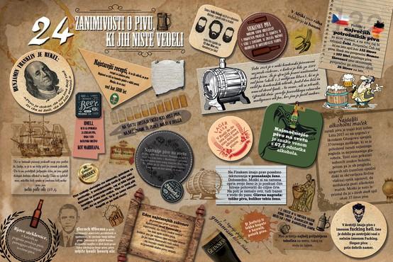 23 zanimivosti, ki jih niste vedeli o pivu