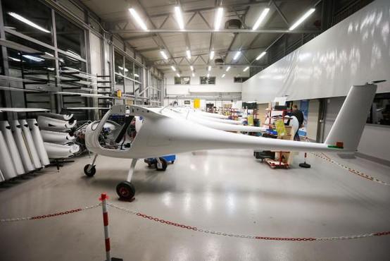 Pipistrel z Uberjem v skupen razvoj električnega letalnika