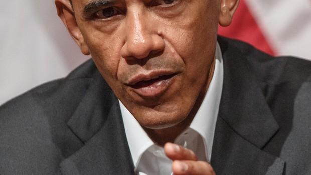 Obama je tarča kritik zaradi 400.000 evrov honorarja za govor na Wall Streetu (foto: profimedia)