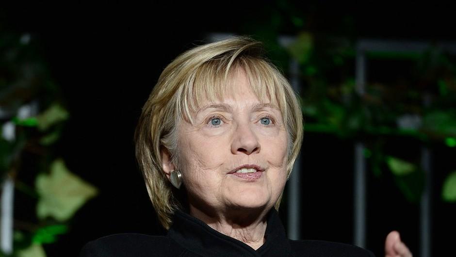 Hillary Clinton za volilni poraz krivi sebe, FBI in vpletanje Rusije! (foto: profimedia)