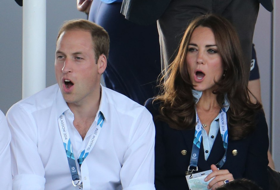 """Princ William in Kate zaradi fotografij """"zgoraj brez"""" zahtevata 1,5 milijona evrov odškodnine (foto: profimedia)"""
