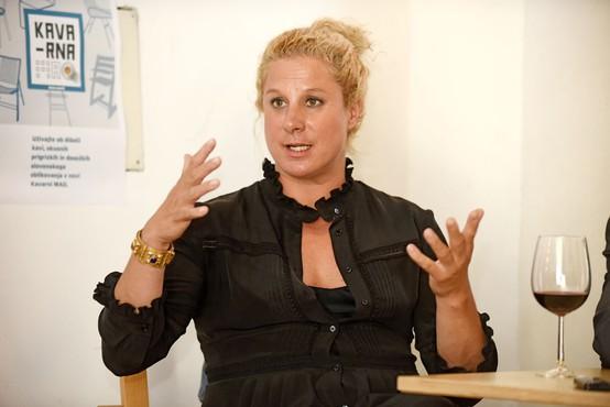 Ana Roš: Karkoli sva dosegla, sva dosegla s svojim delom in odrekanjem