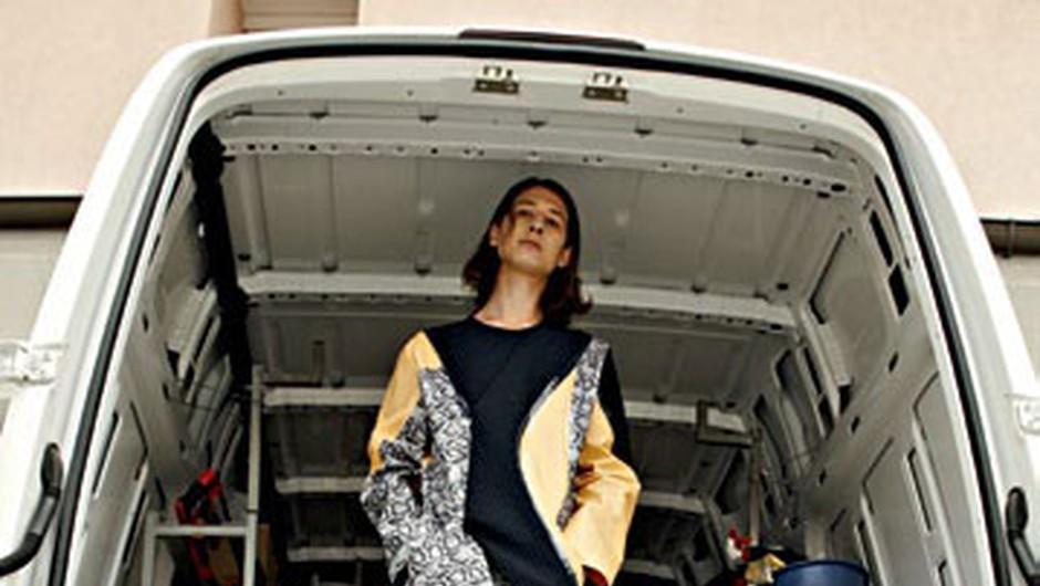 Petja Zorec: Ta modna industrija je bolna (foto: Osebni arhiv Petje Zorec, Urša Premik, Mateja Duljak)