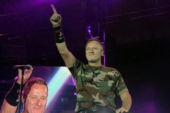 Thompson se bo zaradi odpovedi koncerta potožil hrvaški diplomaciji!